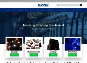 4sound.dk