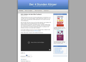 4stundenkoerper.wordpress.com