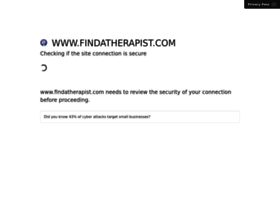 4therapy.com