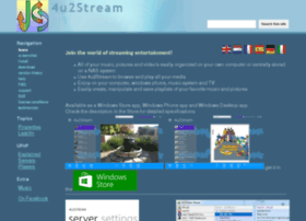 4u2stream.4u2sites.com
