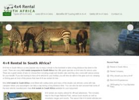 4x4rentalinsouthafrica.co.za