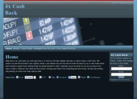 4xcashback.com
