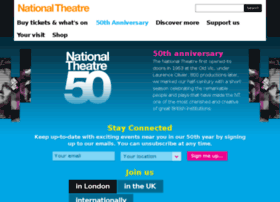 50.nationaltheatre.org.uk