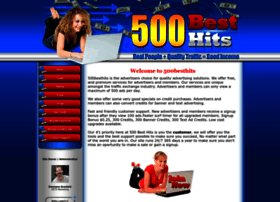 500besthits.com