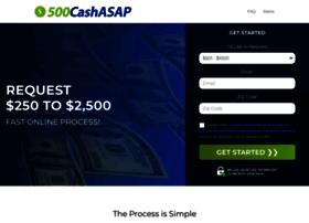 500cashasapdirect.com