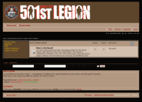 501stforums.com