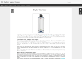 50gallonwaterheaters.blogspot.co.uk