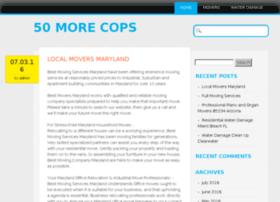 50morecops.org