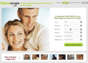 50plussingle.com