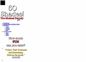 50shadesthemusical.com