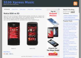 5530xpressmusic.com