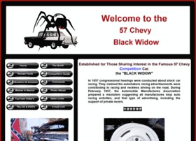 57chevyblackwidow.com