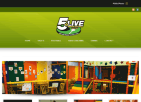 5alivefootballcentre.com