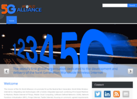 5gworldalliance.org