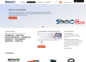 5hz-electronica.com