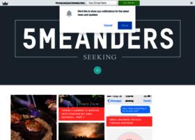 5meanders.com