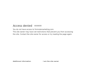 5minutemarketing.com