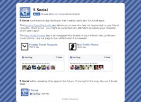 5social.com