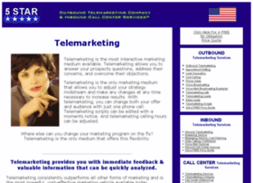 5star-telemarketing.com