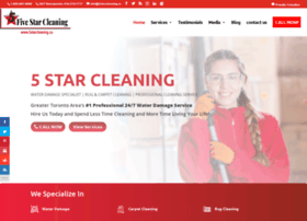 5starcleaning.ca