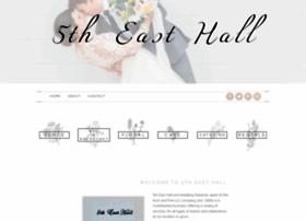 5theasthall.com