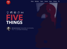 5thingsseries.com