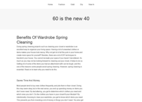 60-thenew40.com