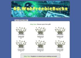 60.webfreebiebucks.com
