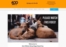 600milliondogs.org