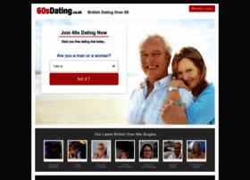 60sdating.co.uk