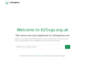 625vgs.org.uk