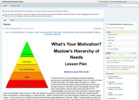 6304maslowmotivationlessonplan.pbworks.com