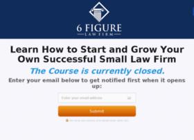 6figurelawfirm.com