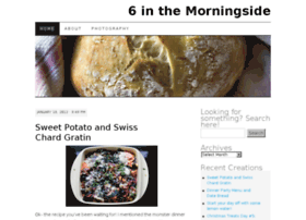 6inthemorningside.wordpress.com