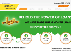 6month-loans.co.uk