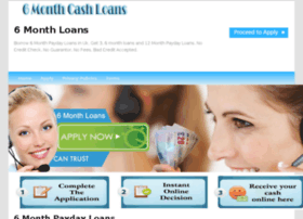 6monthpaydayloans6.co.uk