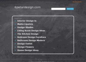 6petaldesign.com