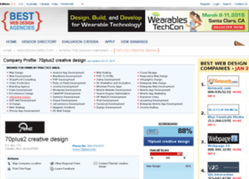 70plus2-creative-design.bestwebdesignagencies.com
