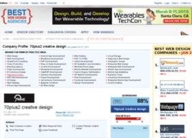 70plus2-creative-design.bestwebdesignagencies.com