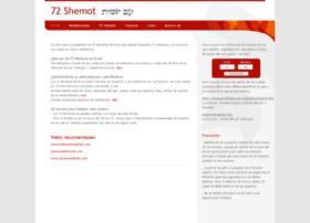 72shemot.com