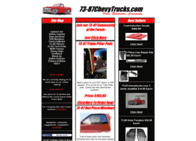 73-87chevytrucks.com
