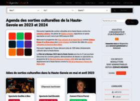 74.agendaculturel.fr