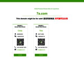 7a.com