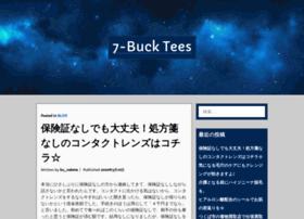 7bucktees.com