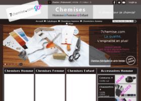 7chemise.com