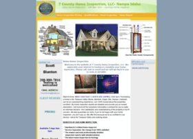 7countyhomeinspection.com