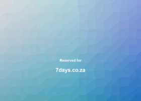 7days.co.za