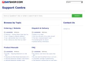 7dayshop.desk.com