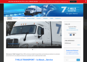 7hillstransport.com