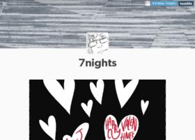 7nights.tumblr.com